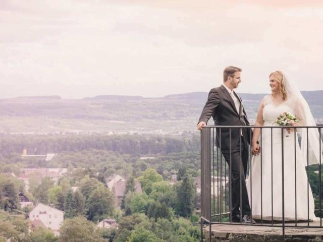 Hochzeitsfotografie mit Ramona und Marius. Foto: Stephan Benz